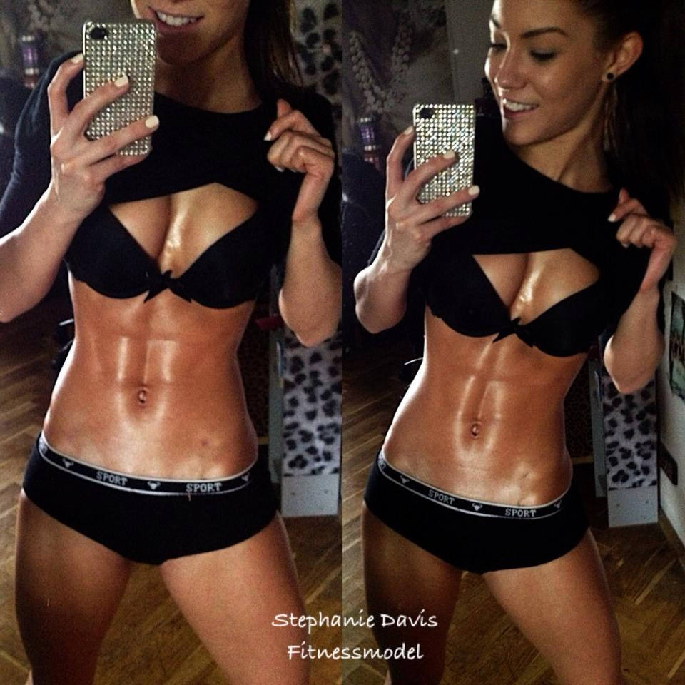 Stephanie Davis Fitness Model
