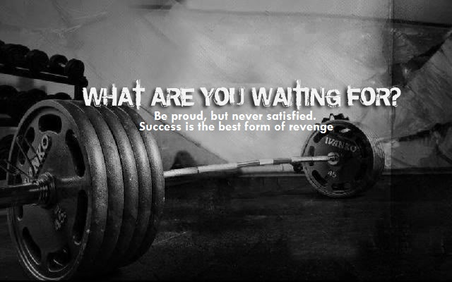 Top 100 Gym Quotes - Hardcore Fitness Sentences To Get You Going