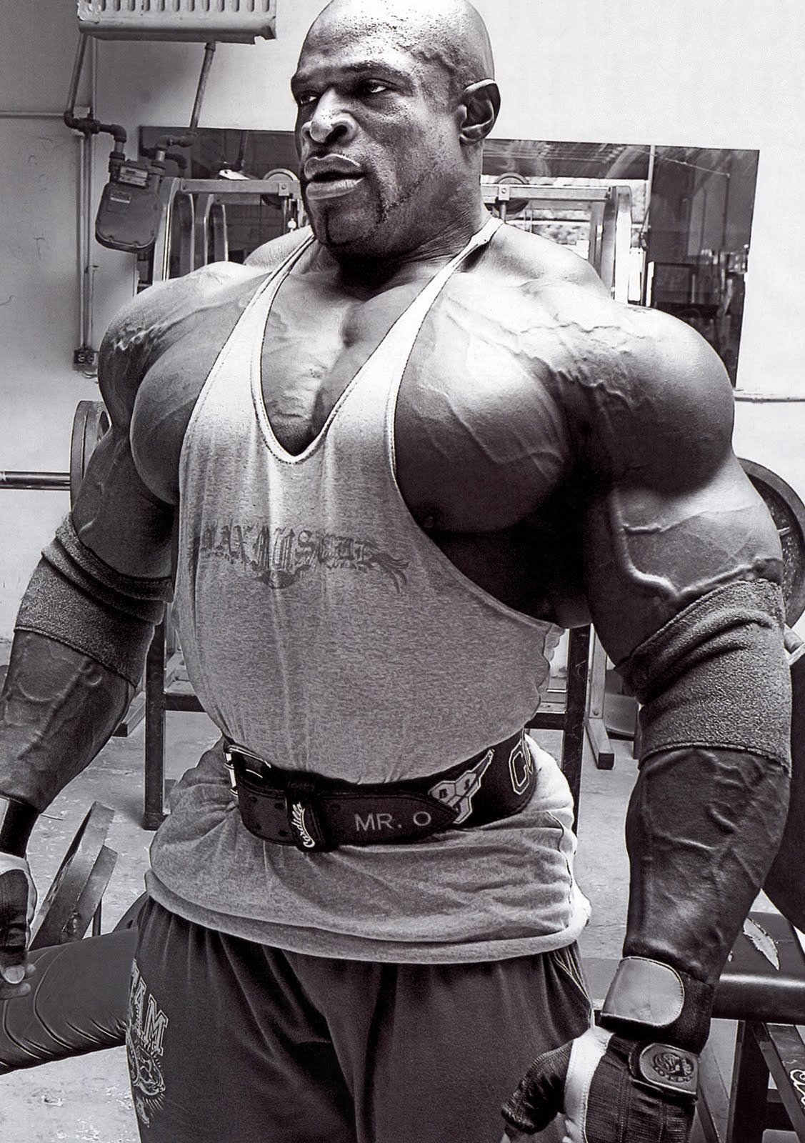 Ronnie Coleman Best Quotes - Motivation