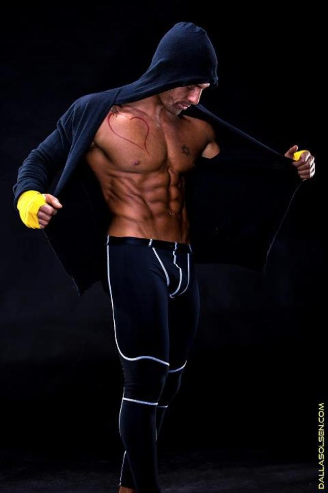 Sonny Brown fitness