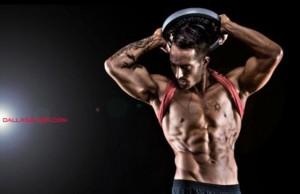 sonny fitness model