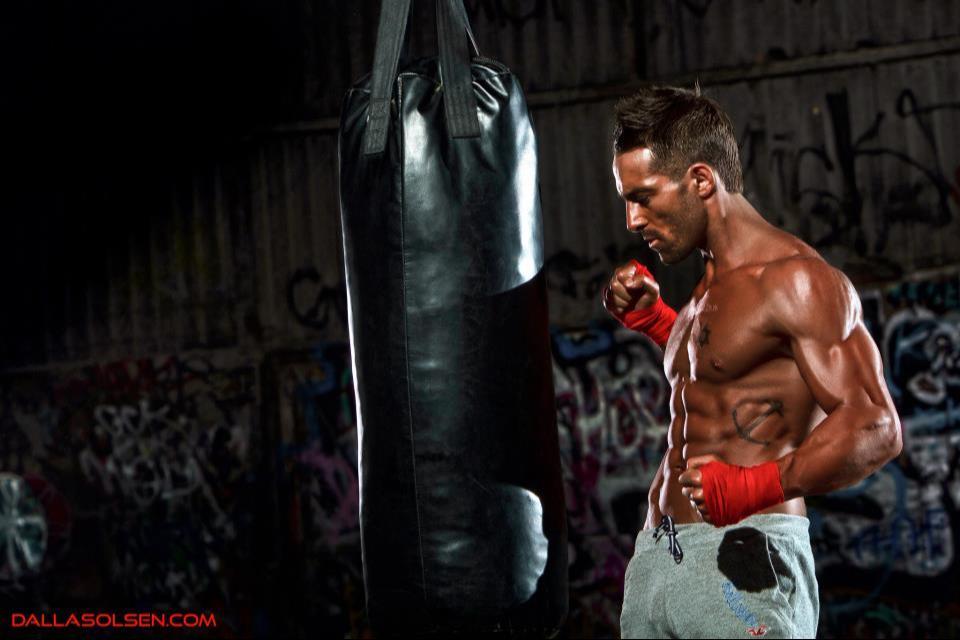 Sonny Brown Fitness Model
