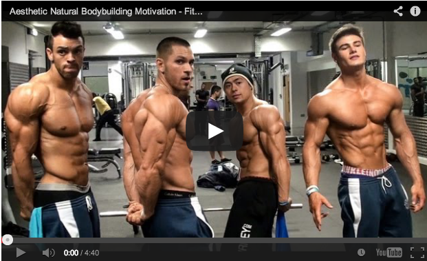 The most aesthetic guys in the world? – Fitness Motivation