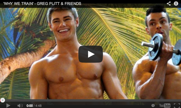 """Why We Train"" – Greg Plitt, Jeff Seid, Jaco de Bruyn & More"