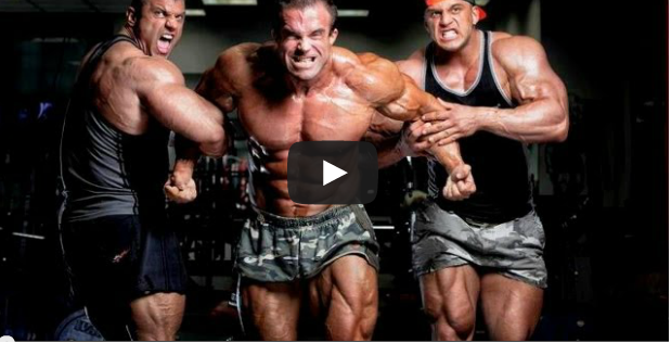 Bodybuilding Motivational Video – Nobody Can Stop Us!