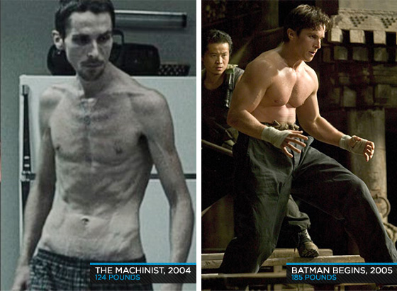The Batman Workout: Speed, Power, Strength, Endurance & Flexibility!