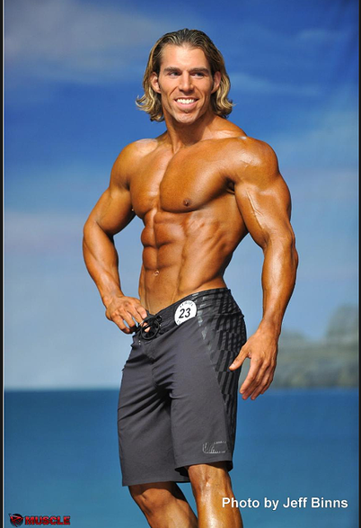 Interview With Craig Capurso – Model And Fitness Competitor