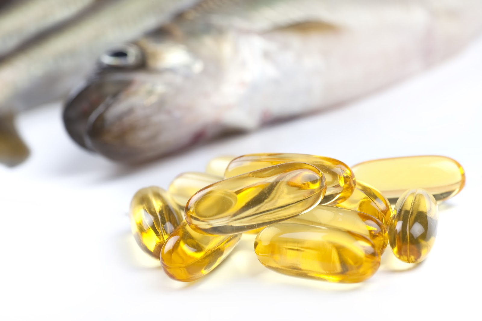 Fish Oil: Just The Facts