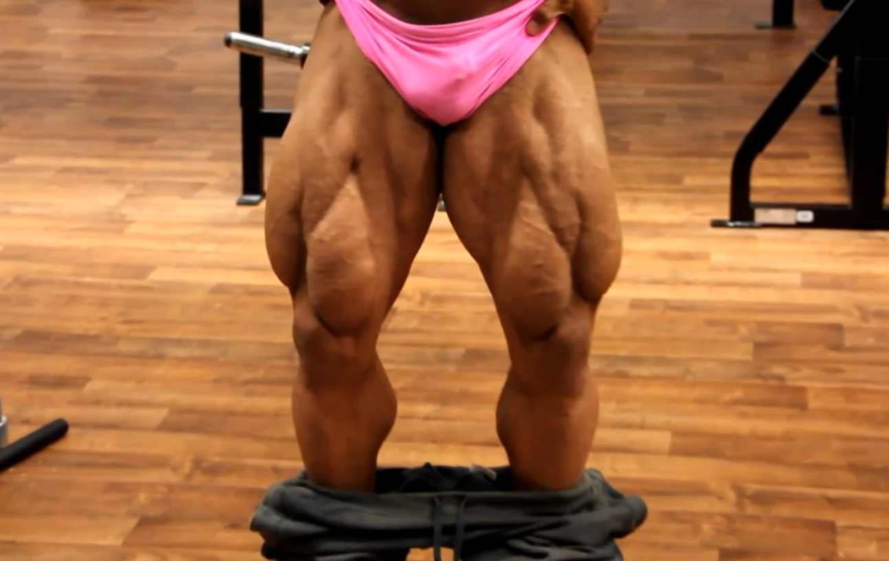 Muscle-Specific Hypertrophy: Biceps, Back and Legs ...