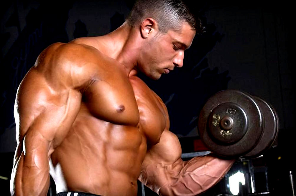 muscle specific hypertrophy