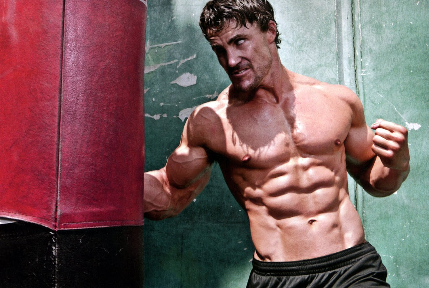 greg plitt how to burn fat in gym