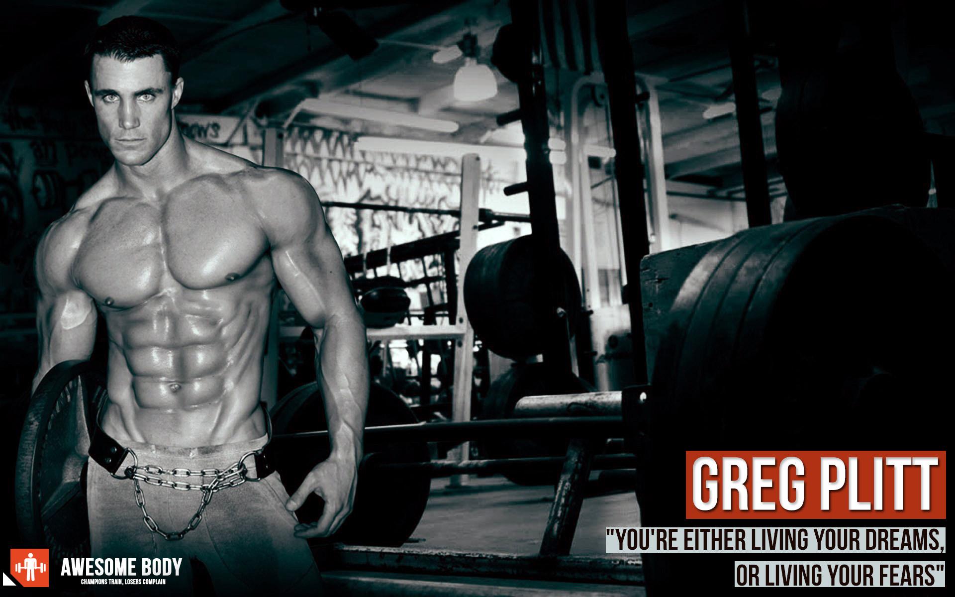 Greg Plitt Motivation