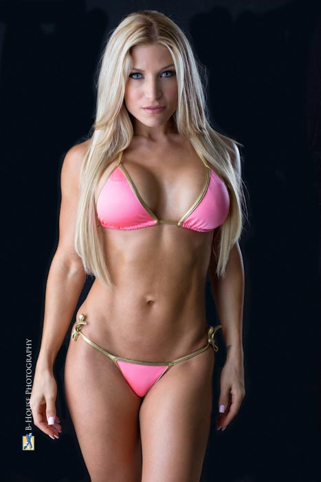 Fitness Model: Ingrid Romero Talks With TheGymLifestyle