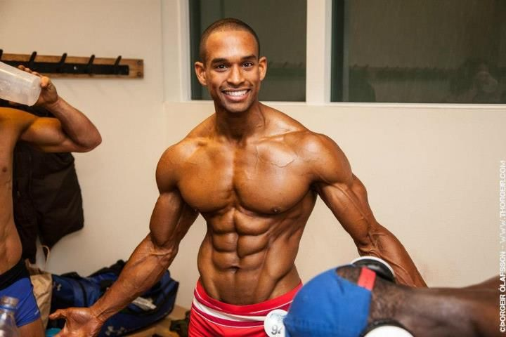Interview with Jason Dwarika – Physique Competitor