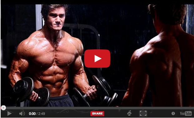 Bodybuilding Motivational Video: You Earn Your Body