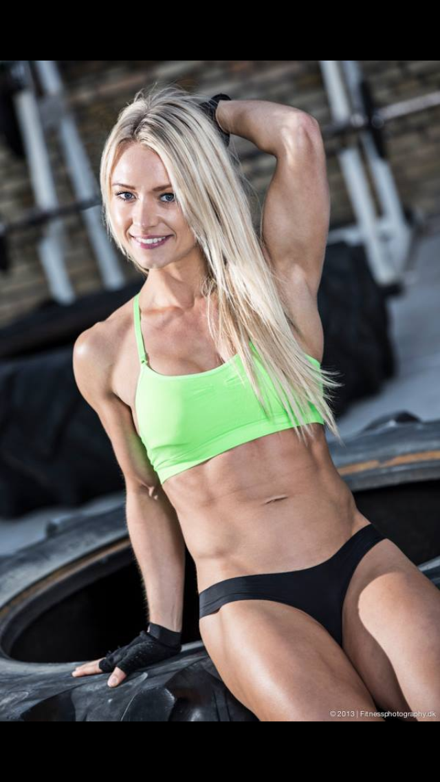 mette lyngholm workout routine