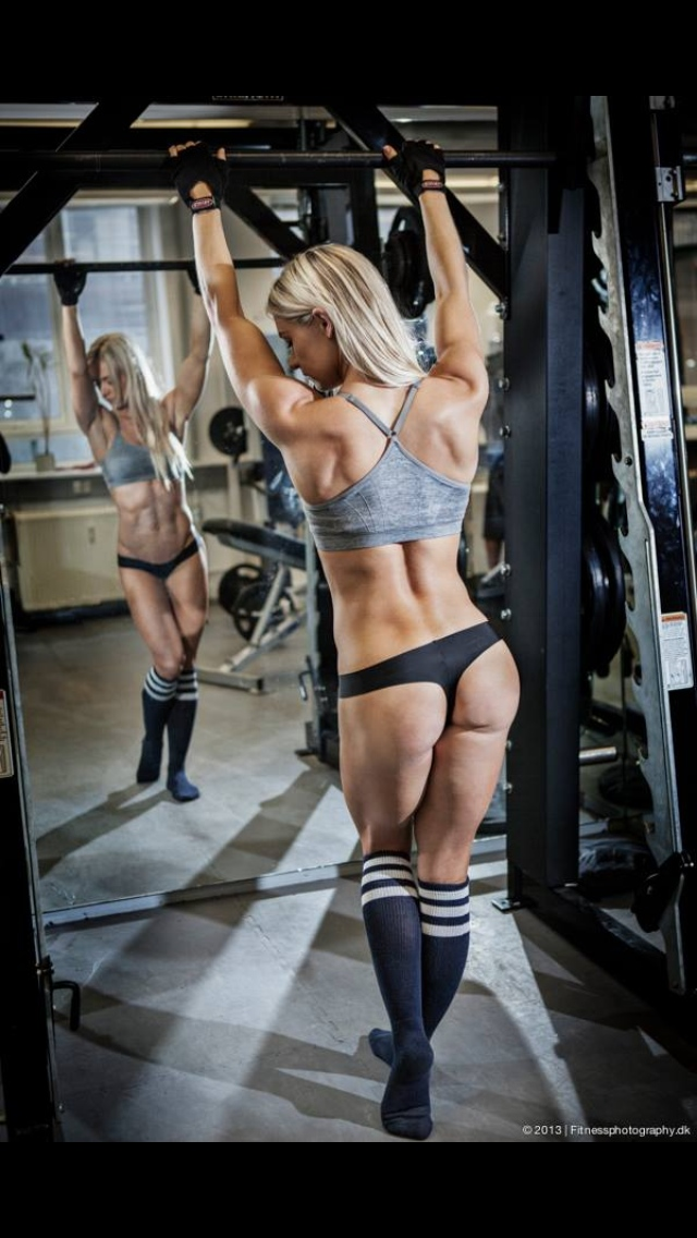 Bikini Diva: Mette Lyngholm Bikini Fitness Athlete From Denmark Talks With TheGymLifestyle.com