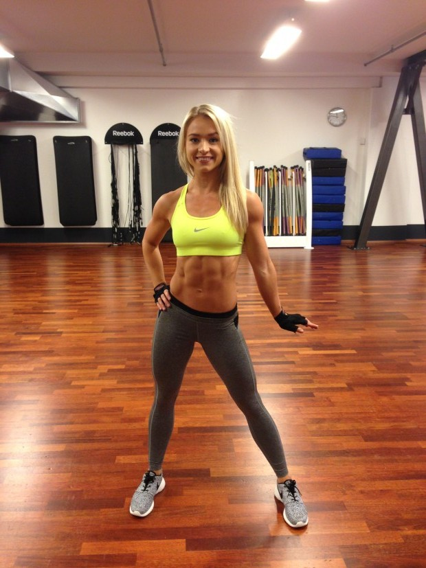 VIDEO: The Ultimate Female Fitness Motivation!