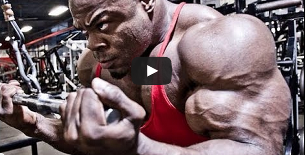 Bodybuilding Motivational Video – Kai Greene: Build Your Own Dreams