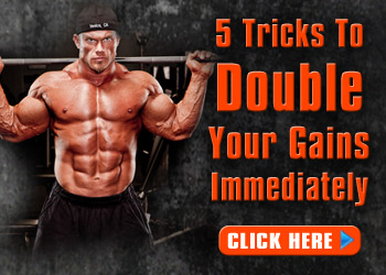 Ben Pakulski's: Twice The Muscle In Half The Time – Training Program!
