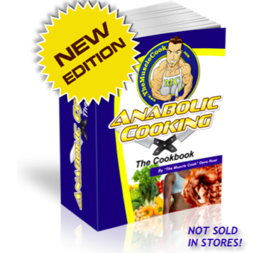 Muscle Building Cookbook – Anabolic Cooking