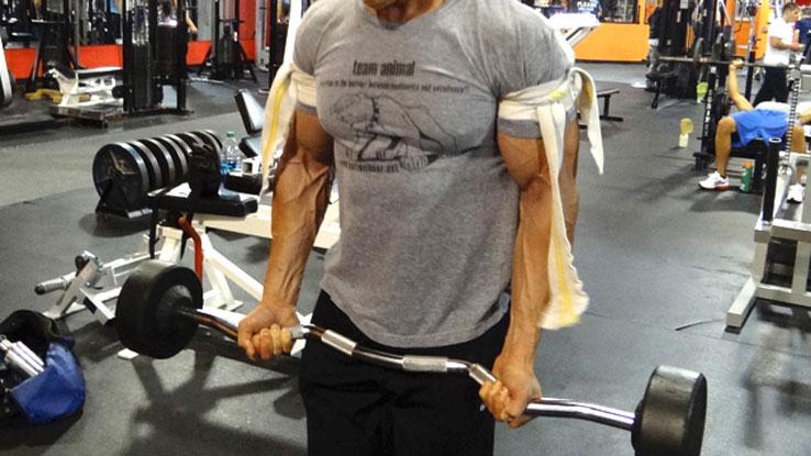The Best Biceps Pump! - TheGymLifestyle.com