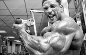 Roelly Winklaar bodybuilding fitness