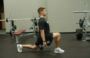 Sports-training-reverse-lunge