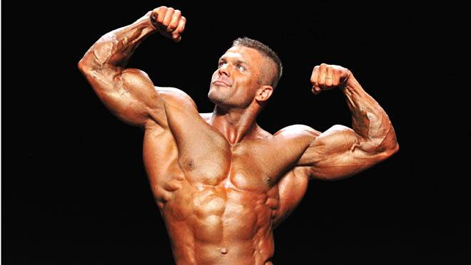 Interview with IFBB Pro Mike Johnson