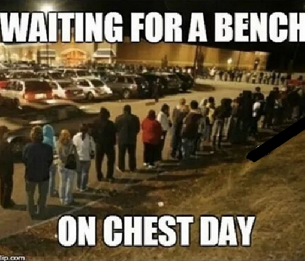 International Chest Day – This is Why You Train Chest On Mondays!