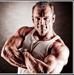Interview with IFBB Men's Physique Pro Chris Johnson