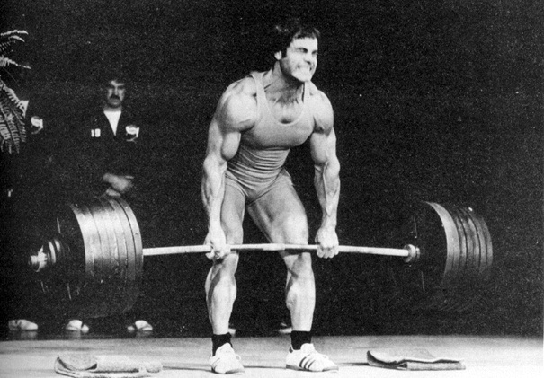 Building the Squat and Deadlift