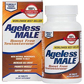 best male testosterone booster