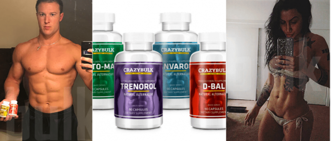 Best Legal Steroids in 2018: Top 8 Alternatives That Actually Work Fast