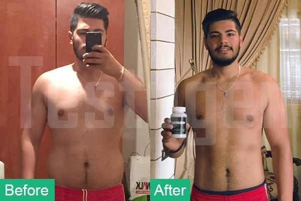 testogen review before after