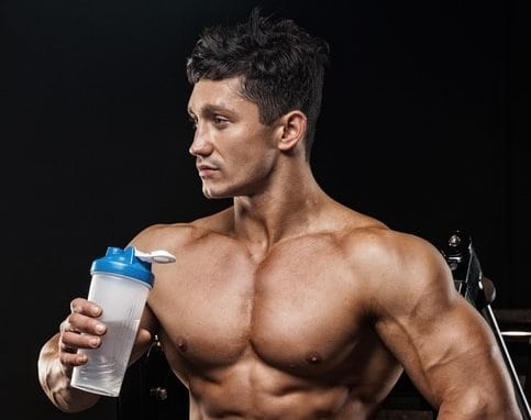 muscle building supplements drink