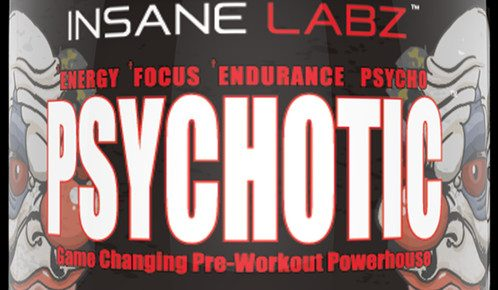 Insane Labz Psychotic Pre Workout Review – Is It Bad For You?
