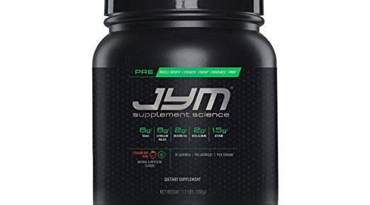Pre JYM Pre Workout Review (2019) – Can it Really Cause Cancer?
