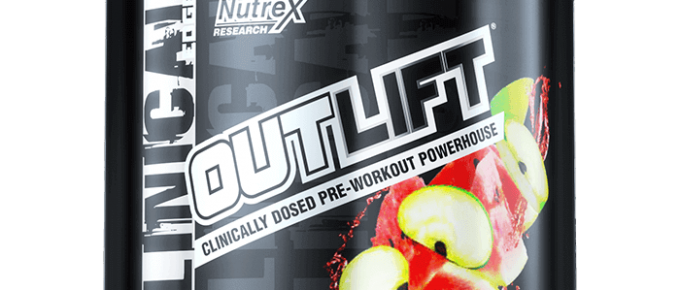 Nutrex Research Outlift pre-workout