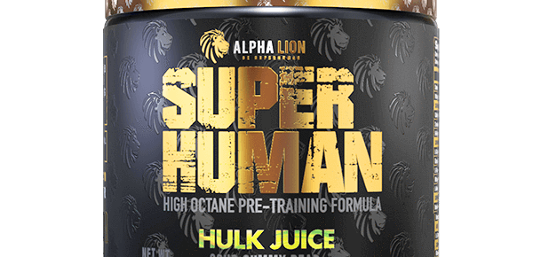 Alpha Lion SUPERHUMAN Pre-Workout Review