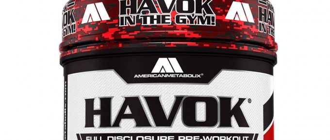 American Metabolix Havok Hardcore Pre-workout Review