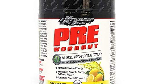 Bluebonnet Nutrition Extreme Edge Pre-workout Review