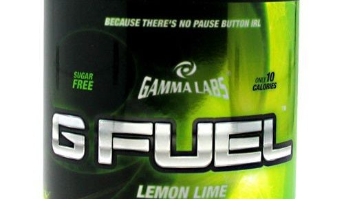 Gamma Labs G Fuel pre workout Review