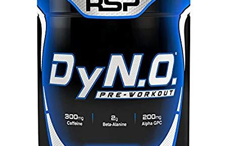 RSP Nutrition DyNO Pre-workout Review