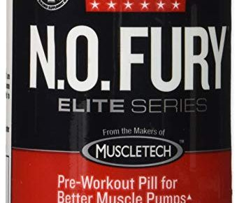 Six Star Pro Nutrition N.O. Fury Pre Workout Review