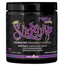 Sizzurp by SWOLE MFs pre workout review