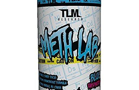 TLM Research Meth Lab pre workout Review